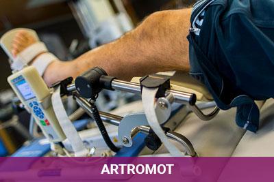 Artromot en Clínica Luis Baños
