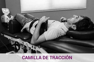 Camilla de Tracción en Clinica Luis Baños