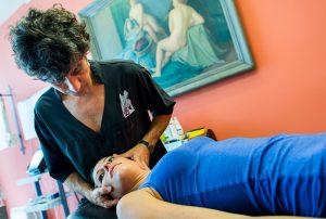 Tratamiento de Cervicalgia en Clínica Luis Baños