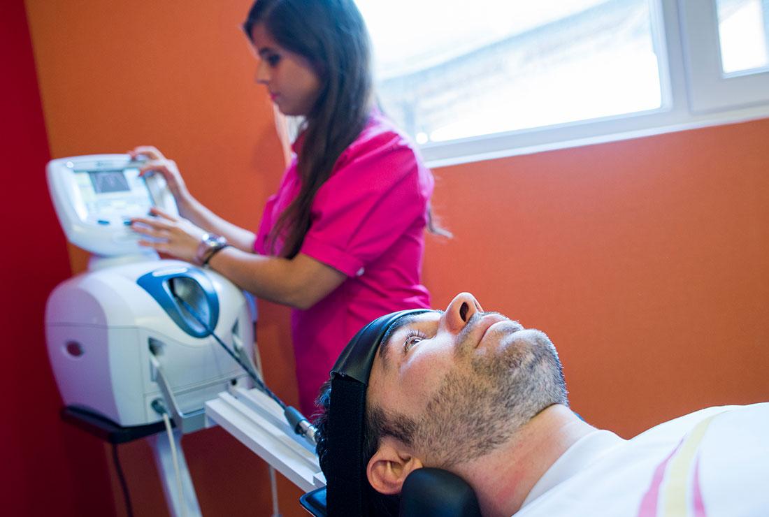 Tratamiento de Cervicobraquialgia en Clínica Luis Baños