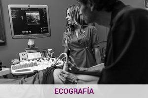 Ecografía en Clinica Luis Baños