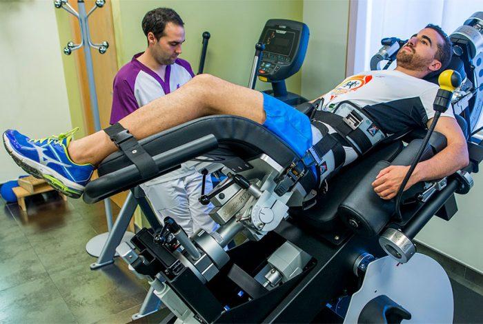 Tratamiento de las hernias de disco en la Clínica Luis Baños de Jaén