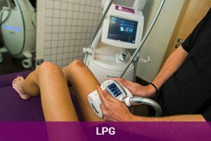 LPG en Clinica Luis Baños