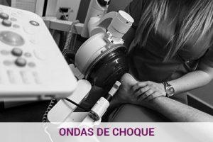 Ondas de Choque en Clinica Luis Baños