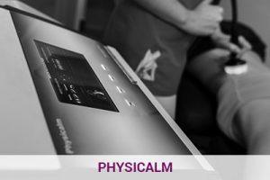 Physicalm en Clinica Luis Baños