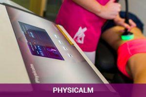 Physicalm en Clínica Luis Baños
