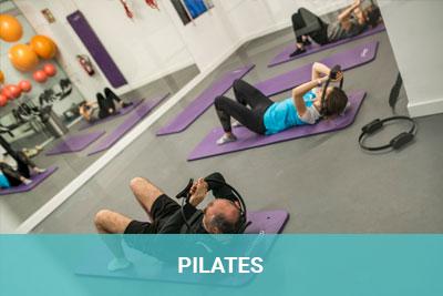 Pilates en Clínica Luis Baños