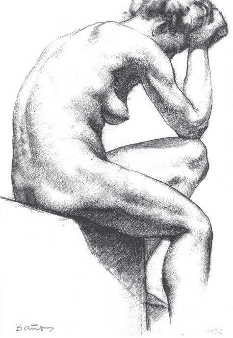 Dibujo Luis Baños