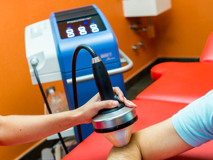 Tratamiento de epicondilalgia en la Clínica Luis Baños