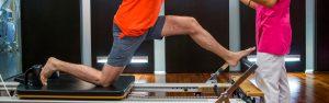 Tratamiento del esguince de rodilla en la Clínica Luis Baños