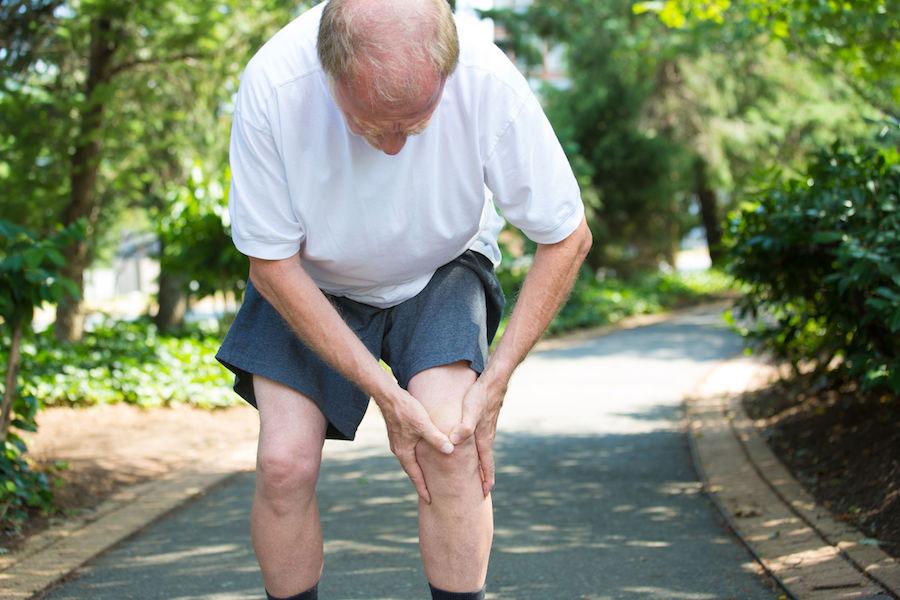 Tratamiento para prótesis de rodilla en la Clínica Luis Baños