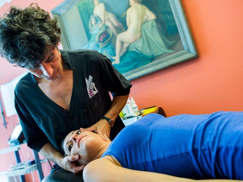 Tratamiento de la lumbociática en la Clínica Luis Baños
