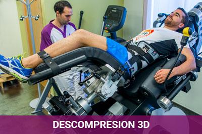 Descompresión 3D en Clínica Luis Baños de Jaén