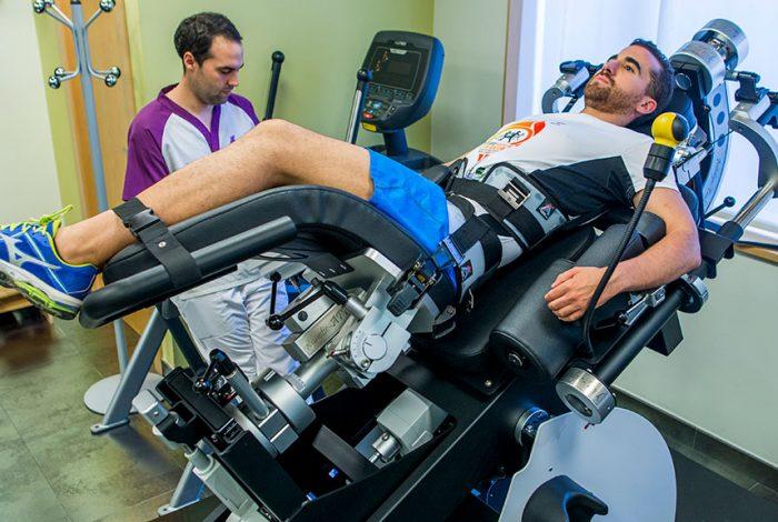 Testimonio hernia discal Clínica Luis Baños