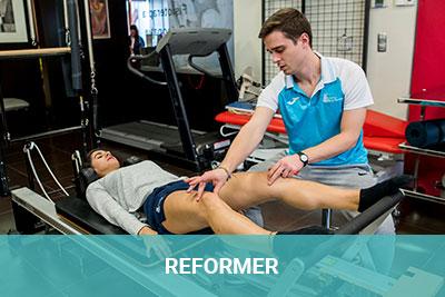 Reformer - Tecnología avanzada en Clínica Luis Baños de Jaén