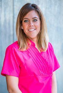 Rocío Casado López , fisioterapeuta en Clínica Luis Baños de Jaén