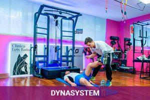 DYNAsystem - Tecnología en Clínica Luis Baños de Jaén