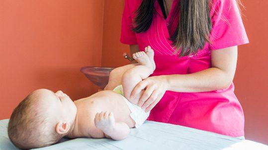 Tratamiento de la luxación de cadera en el bebé en Clínica Luis Baños de Jaén
