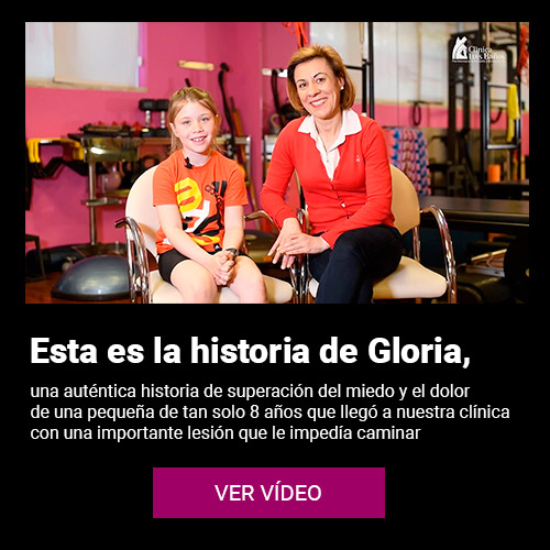 Vídeo testimonio Gloria