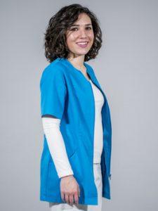 Alicia Jaén - Recepción en Clínica Luis Baños