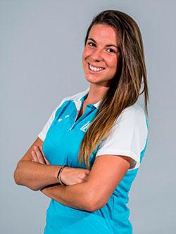 Almudena Moreno - Fisioterapeuta en Clínica Luis Baños