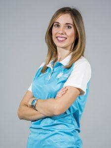Angela Rueda - Fisioterapeuta en Clínica Luis Baños
