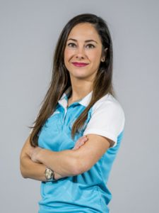 Cristina Alcántara - Fisioterapeuta en Clínica Luis Baños