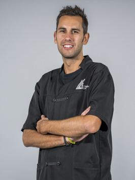 Manuel Gutiérrez - Fisioterapeuta y osteópata en Clínica Luis Baños