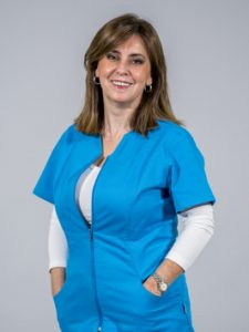Montse Aguayo - Auxiliar en Clínica Luis Baños