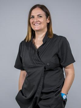 Rocio Anguita - Fisioterapeuta y osteópata en Clínica Luis Baños