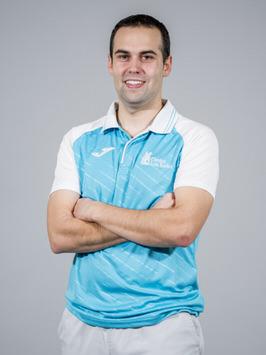 Sergio Mármol - Fisioterapeuta en Clínica Luis Baños