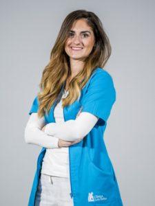 María Fernández - Auxiliar en Clínica Luis Baños
