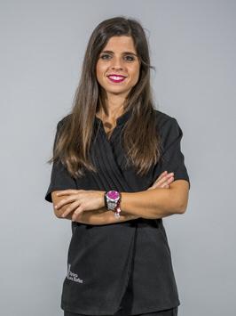 María Herrera - Fisioterapeuta en Clínica Luis Baños