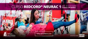 Curso de Redcord Neurac-1 en Clínica Luis Baños