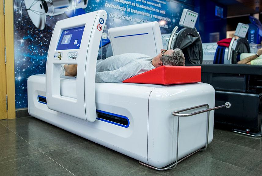 Resonancia Magnética Terapéutica en Clínica Luis Baños de Jaén