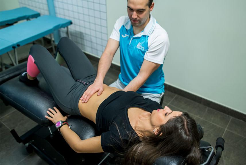 Tratamiento de la Dismenorrea en la Clínica Luis Baños de Jaén