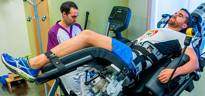 Tratamiento de las hernias de disco en Clínica Luis Baños de Jaén