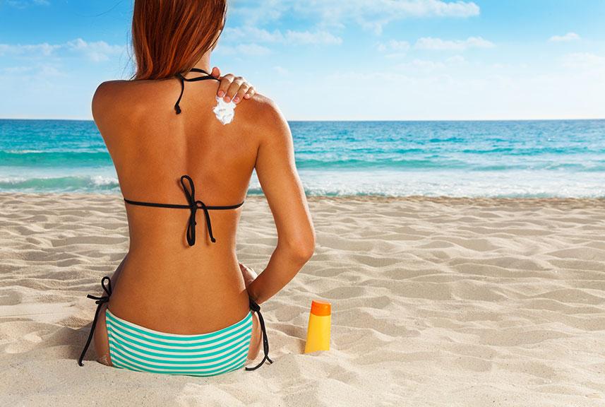 Consejos para tomar el sol sin dañar nuestra piel