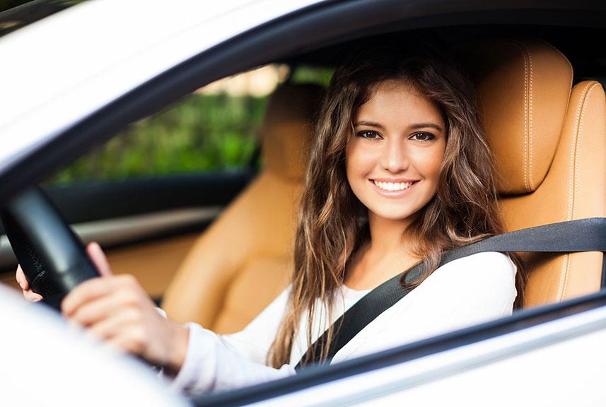 Consejos para una posición correcta al volante