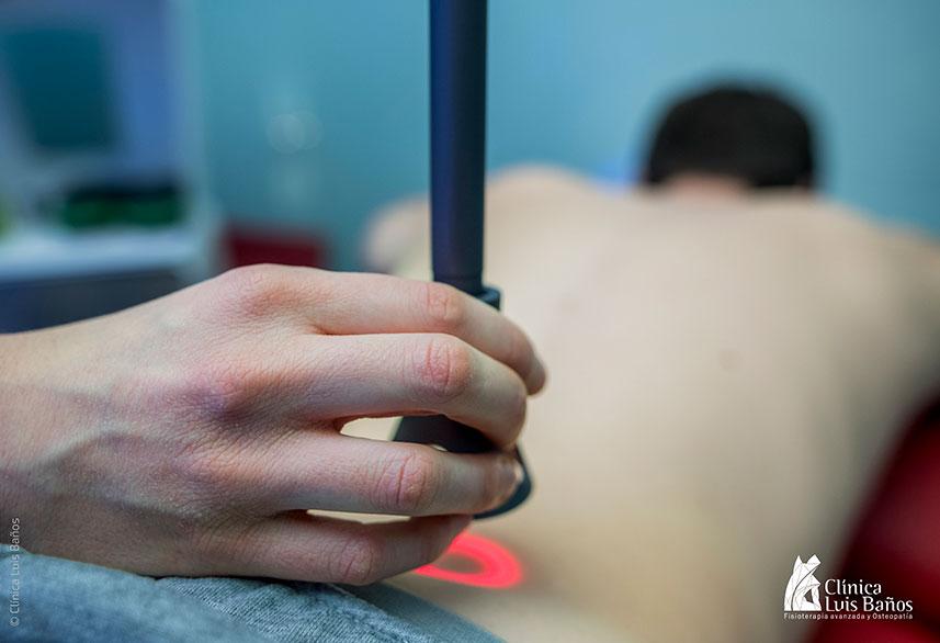 Tratamiento de la neuralgia del pudendo en Clínica Luis Baños de Jaén