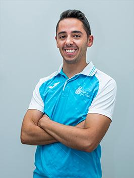 Norberto Berzosa, fisioterapeuta en Clínica Luis Baños de Jaén