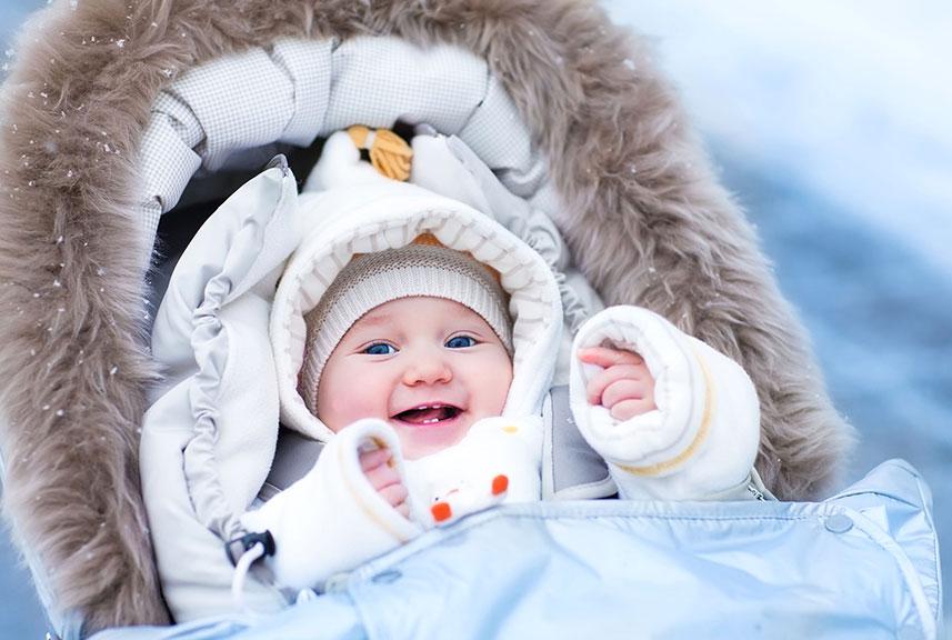 El cambio de tiempo puede afectar a la respiración de tu bebé