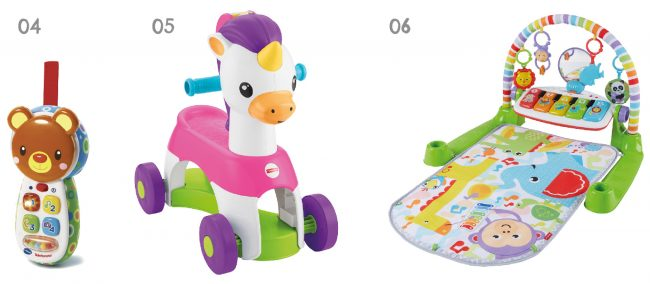 Consejos para elegir juguetes para niños y bebés desde Clínica Luis Baños