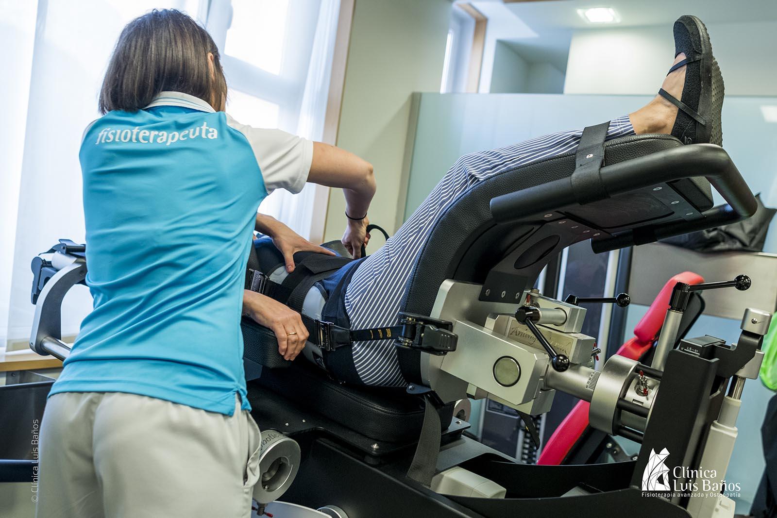 Tratamiento de hernia de disco con tecnología de Descompresión 3D